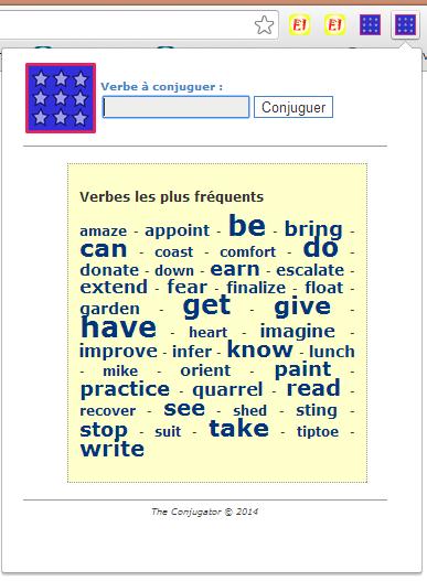 The Conjugator Conjugaison Et Grammaire Du Verbe Anglais